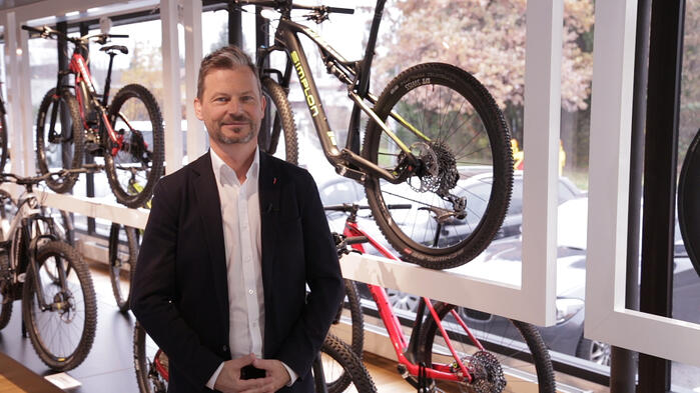 Markus Geiger, CFO von Simplon
